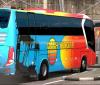Bus Gajah Mungkur Terbaru