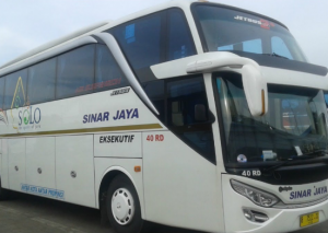 Bus Sinar Jaya Terbaru