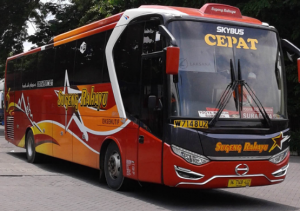 Bus Cepat Sugeng Rahayu