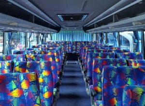 Interior Bus Budiman