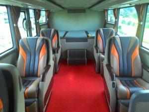 Interior Bus Efisiensi