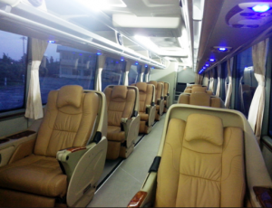 Interior Bus Nusantara