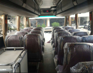Interior Bus San