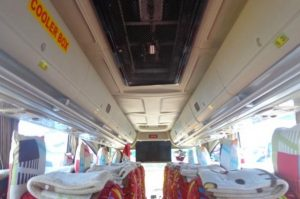 Interior Bus Sempati Star