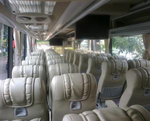 Interior Bus Sindiro Satriamas