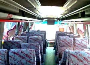 Interior Bus Primajasa