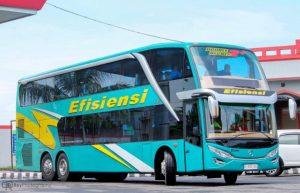 kemegahan Yang Ada Di Bus Efisiensi