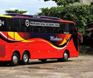Armada Bus Makmur