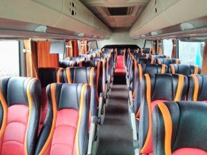Interior Bus Subur Jaya