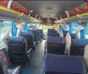 Interior bus makmur