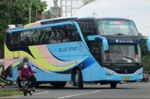 harga sewa bus pariwisata blue star terbaru 2019 e bus tiket rh ebustiket org