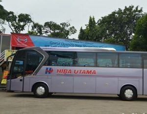 Armada Bus Hiba Utama