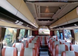 Interior Bus Hiba Utama