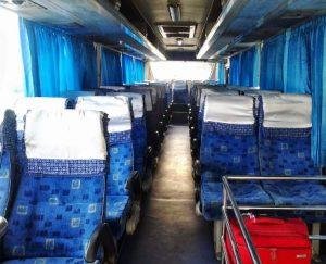 Interior Bus Kalisari