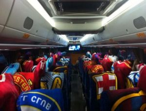 Interior Bus Kurnia