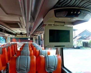 Interior bus gapuraning rahayu