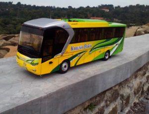 Armada Bus Karunia Bhakti