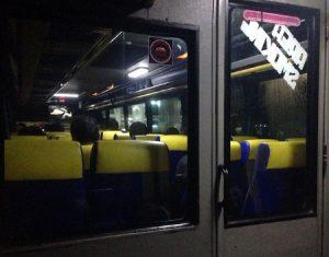 Interior bus karunia bakti
