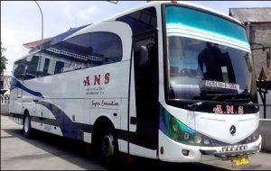 Armada bus ANS