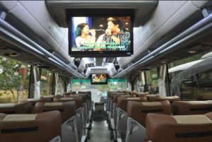 Interior Bus Setia Negara