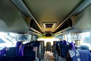 Interior Bus Tiara Mas