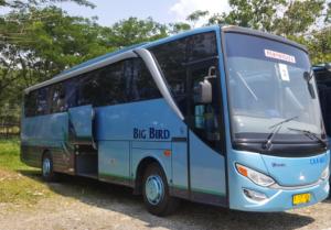 Bus Big Bird Jakarta-Bandung