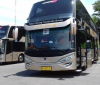 Bus tingkat keren Jakarta-Solo