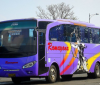 Bus Ramayana Semarang - Jogja