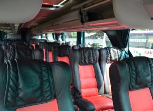 Interior Bus Lorena