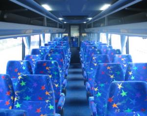 Interior Bus Ramayana