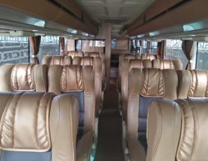 Interior Bus Surabaya - Malang