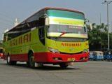 Armada bus Arimbi