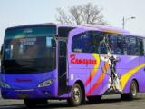 Armada bus Jogja-Semarang