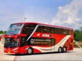 Bus Agra Mas Keren