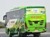 Bus Maju Lancar Jakarta-Jogja