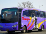 Bus Ramayana Semarang – Jogja