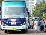 Bus mudik gratis lebaran 2019