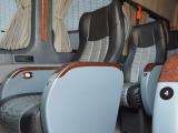 Interior Bus Bus Bandung – Jakarta Cititrans