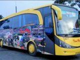 Armada Bus Tiara Mas Pariwisata